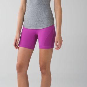 Lululemon Sculpt shorts size 8